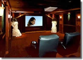 Home Theater Sound Proofin